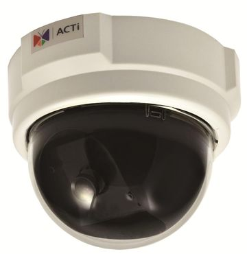 ACTi IP Camera D51 Indoor Fixed Dome 1MP